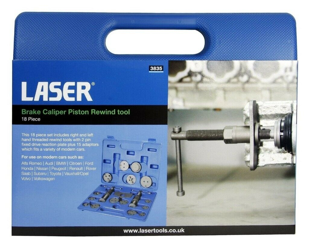 LASER BRAKE CALIPER PISTON REWIND TOOL | in Swansea | Gumtree