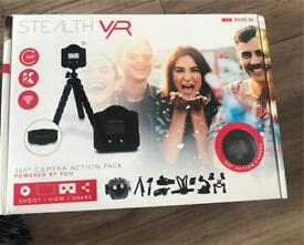 Brand new stealth vr 360 action pack electronic games