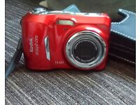 Kodak easyshare camera red