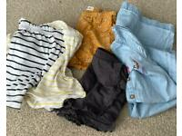 Girl clothes size 3 to 4 years old