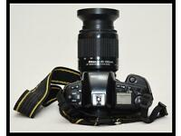Nikon F90X 35mm Film Camera