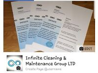 Cleaning & Property Maintenance