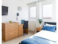 NO COMPROMISE ON QUALITY!.. Stunning studio apartments with Gas, Water and Internet included!