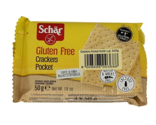 Schar Crackers Pocket 150 gram