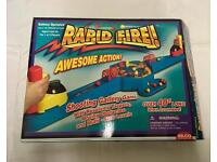 Rapid Fire Shooting Gallery Game