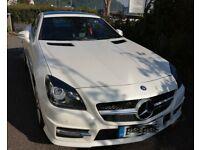Mercedes-Benz, SLK250, AMG SPORT-CDI2.1, , Automatic 7G-Tronic, F/Optional