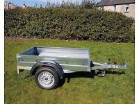 Trailer cars (5,25 x 3,6 x 1,2) - £470,00 inc vat
