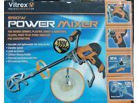 Vitrex 850W Power Mixer