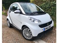 SMART FOR TWO-AUTO-LEATHER-1 OWNER