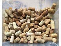 220 USED WINE BOTTLE CORKS