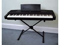 Yamaha YPP55 Electric Piano with stand