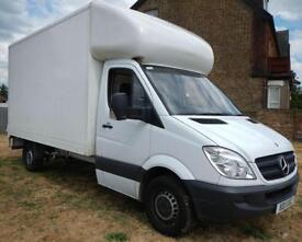 24/7 MAN AND VAN HOUSE REMOVALS MOVERS FURNITURE BIKE DELIVERY RECOVERY MOVING SERVICE LUTON HIRE