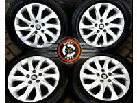 "16"" Genuine Seat alloys 5x112, excellent cond, excellent premium tyres. VW, Skoda."