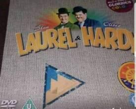 DVD box set laurel and hardy