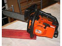 Petrol chainsaw Oleo Mac 935DF Professional tree surgeons chainsaw