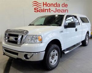 2007 Ford F-150 XLT King Cab-4X4-Mags-A/C