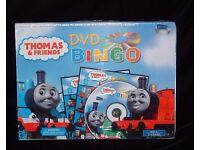 Thomas & Friends DVD Bingo Game The Tank Engine Train