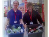 Volunteer Shoppers