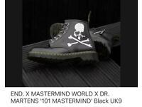 616c88893c8e Master Mind World Dr. Martens 101 UK size 9