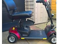 GoGo Sightseer, mobility scooter, used four time's. Cost £700, sell for £200. ovno.