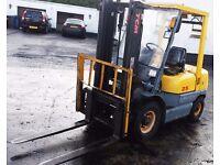 Forklift TCM 2.5 Ton Diesel