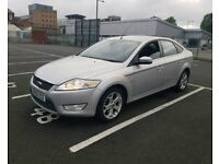 Titanium 59 Ford Mondeo TDCI 5 Door Hatchback, Half Leather, Bluetooth MOT (Passat, Insignia, Skoda)