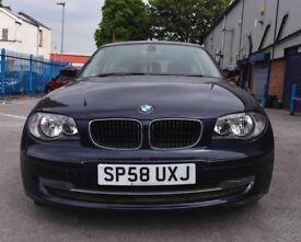 Bmw 1 series (58) 118 diesel £2950