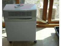 Domestic/Industrial Delonghi PAC180 Split Air-Con 17,500 BTU