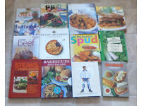 Job Lot 45 Cookbooks and Recipe Files
