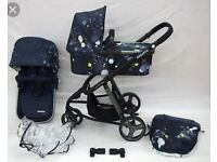 Cosatto berlin pushchair pram stroller buggy