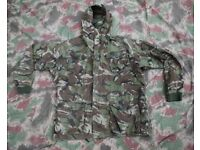 USED - Lightweight DPM Webtex Ripstop SAS Smock in Size XLarge (for 112cm chest)