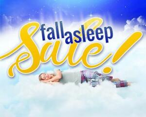 Serta Fall Asleep Sale Continues! Save Up To 50%!