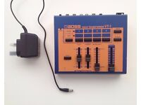 BOSS VT-1 Voice Transformer / Stereo Reverb ( rare )