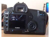 canon 5D plus accessories
