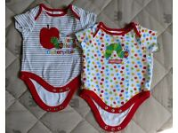 Various Baby Bodysuits, Up to 3 months. Individual Prices in Description.