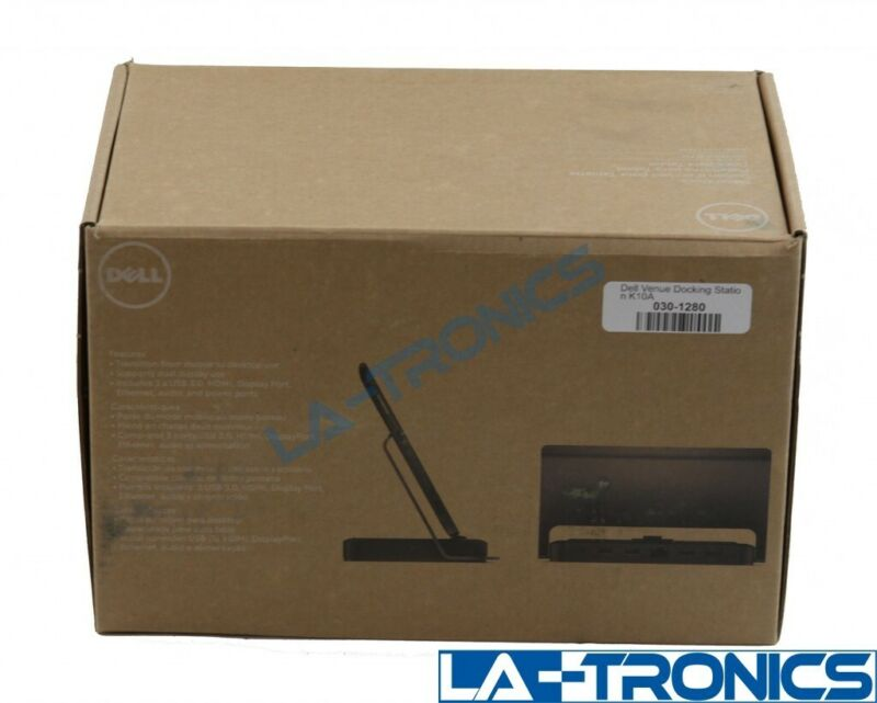 NEW Dell Docking Station K10A K10A001 For Venue 11 Pro 5130 7130 7139