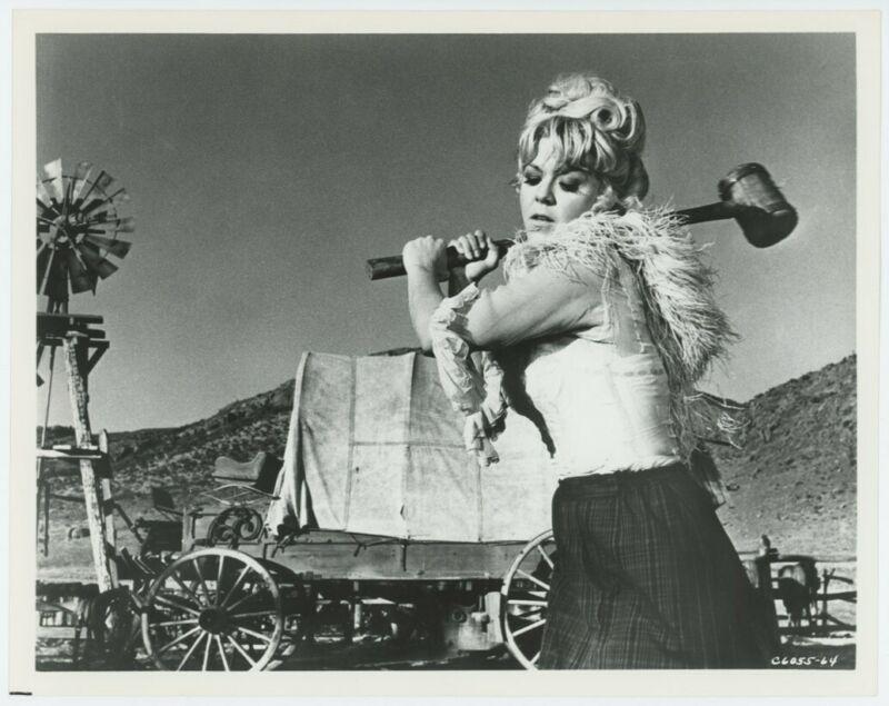 ARLENE GALONKA original movie photo 1967 WELCOME TO HARD TIMES