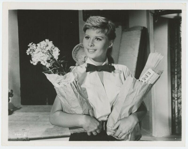 MARISA ALLASIO original movie photo 1958 SEVEN HILLS OF ROME
