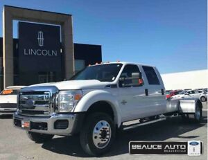 2013 Ford F550 SUPER DUTY XLT / double roue