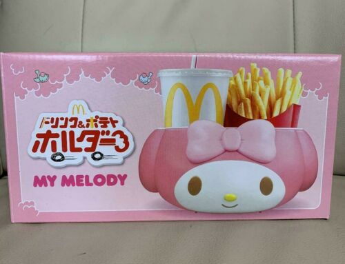 My melody & McDonald