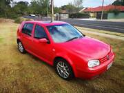 GOLF 2002 GTI, SUN ROOF. RED $3990 Mile End South West Torrens Area Preview