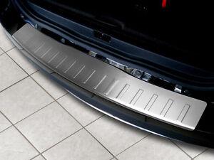 Ladekantenschutz mit Abkantung passend für Renault Grand Scenic 3 2009-2014