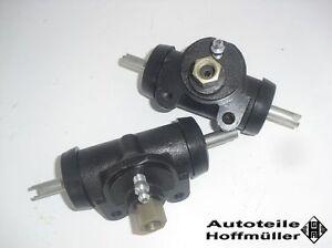 2  Radbremszylinder Hanomag AL28 -   31,8mm