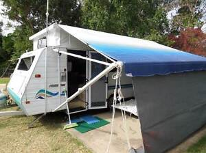 2002 Jayco Maleny Caloundra Area Preview