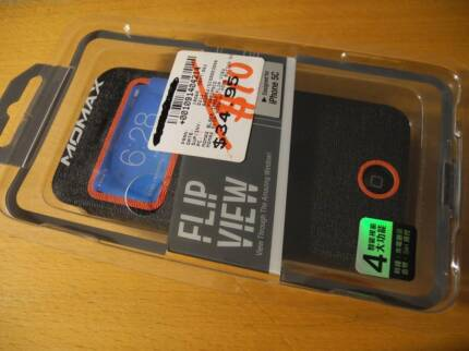 Flip View case for iPhone 5C Black *NEW* East Perth Perth City Preview