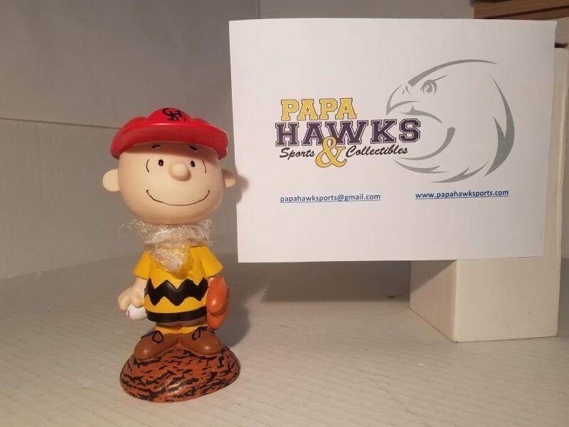 Charlie Brown Bobblehead! Camp Snoopy