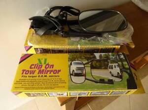 XL CLIP ON TOW MIRRORS Rowville Knox Area Preview