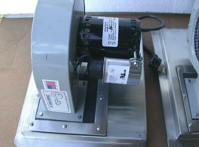 Thoren Kooltronic Kbb47 0261-120 Motor Jf1f039n Squirrel Cage Blower System
