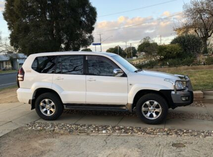 2006 LandCruiser Prado Wagga Wagga Wagga Wagga City Preview