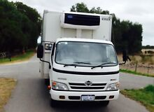 2010 Hino 716, 300 Series, Refrigerated Truck Baldivis Rockingham Area Preview